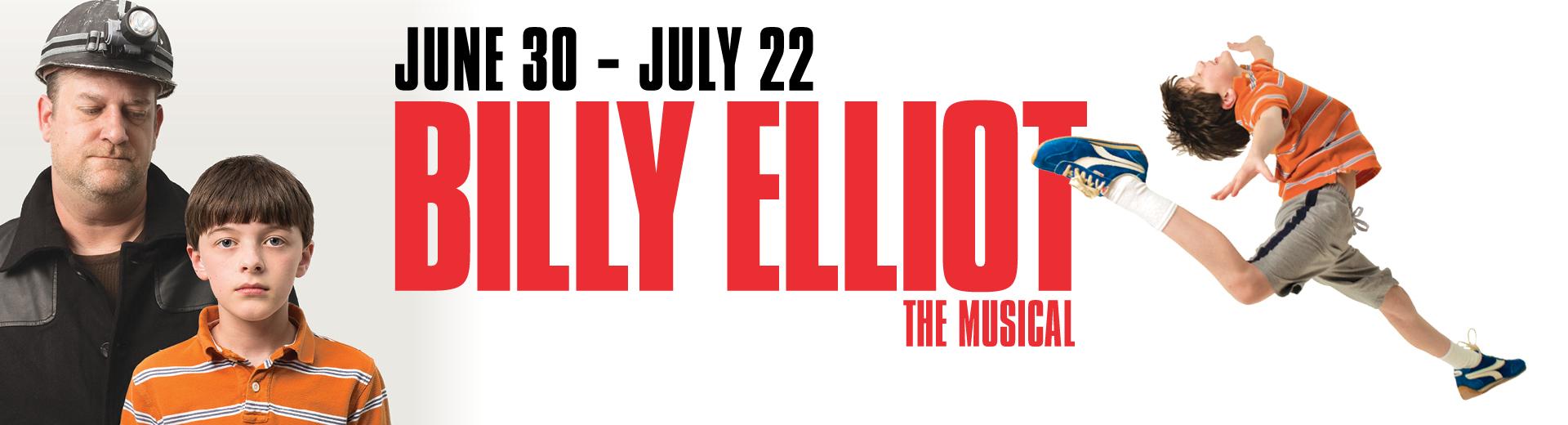 Billy Elliot at TCR